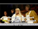 Waterloo - ABBA - karaoke  with lyrics