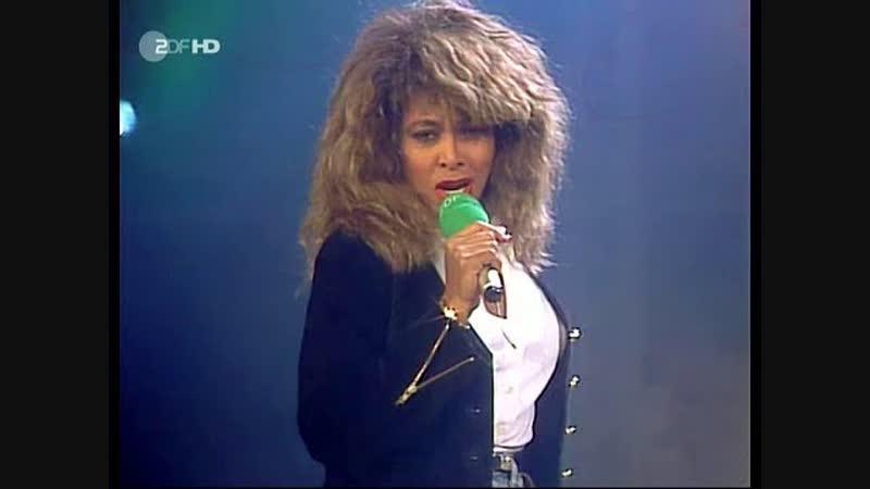 Tina Turner_The Best (Peter's Pop Show Dortmund, 1989)