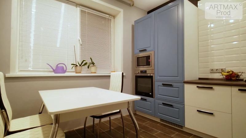 Уютная кухня Баскомебель