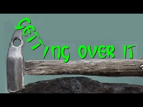 GETTING OVER IT●Прохождение игры Getting Over It with Bennett Foddy 5●●➤QP Show