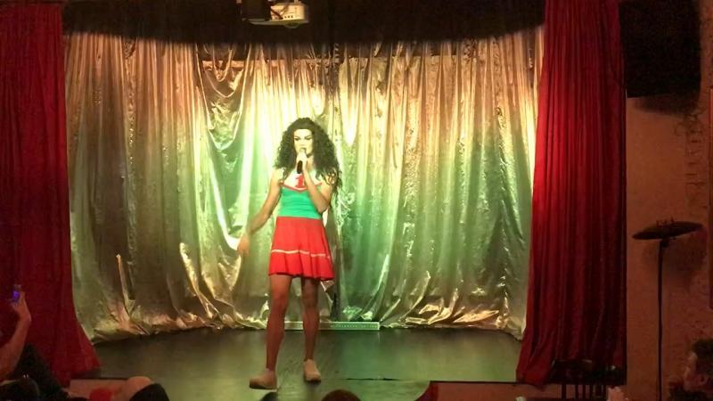 18.07.18 - Miss Shamina/ Супергерой