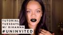 Уроки макияжа от Рианны: Tutorial Tuesdays 2