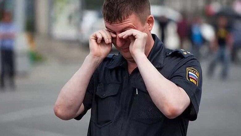 В Новоалександровске осужден мужчина, который в пьяном состоянии ударил по лицу двух сотрудников полиции, сообщает Новоалександровский райсуд.