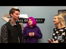 Raven interviews the cast of Midnight Sun - Bella Thorne Patrick Schwarzenegger