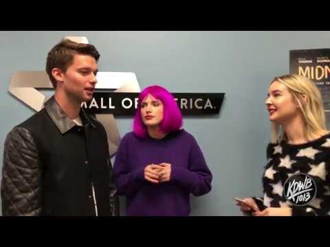 Raven interviews the cast of Midnight Sun - Bella Thorne Patrick Schwarzenegger