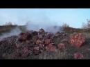 Эндогенный пожар на поле закрытой шахты Киселевская