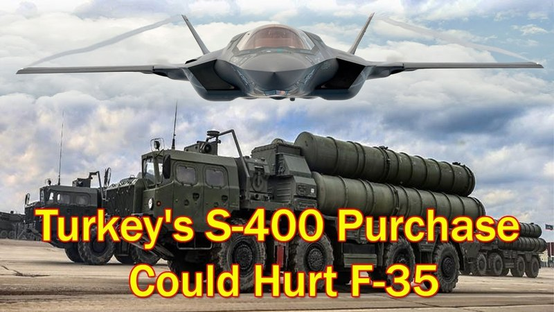 Turkey's S 400 Purchase Could Hurt F 35 Other Joint Production Projects US Official