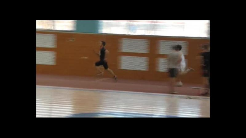 27 января Олег Пудовкин Забег на 400 метров 57,1 с 8 место Рекорд школы