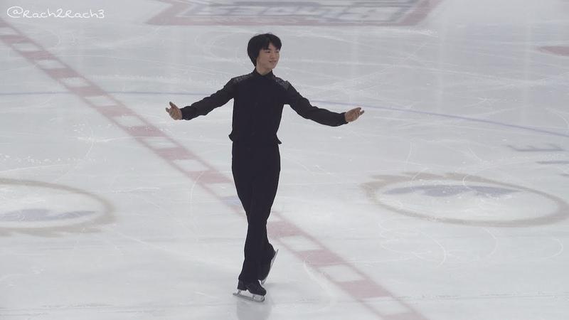 차준환 (Jun Hwan Cha) 2018 ACI SPKC