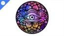 Open Third Eye, Solfeggio 639hz 852hz, Activate Pineal Gland, Meditation Music