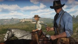 Картинка игра. Red Dead Redemption 2, PlayStation 4, Xbox One, 1899 г, США.