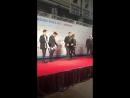 Super Junior на красной дорожке KCON