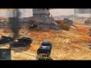 [Glafi.com] WoT Blitz - ИС 3 Защитник сварил взвод омаров - World of Tanks Blitz (WoTB)