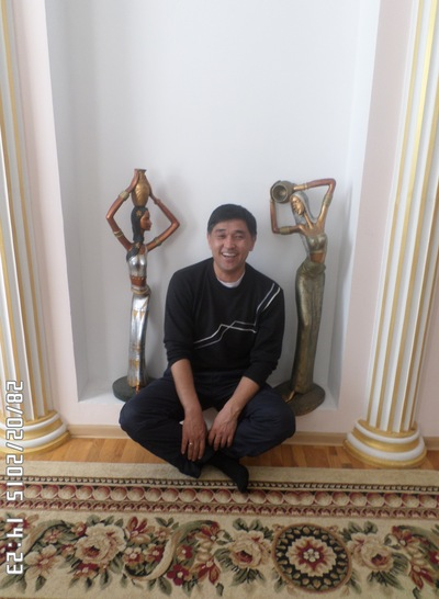 Мадияр Шамшидинов