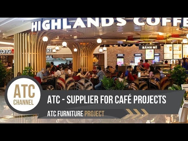 ATC Project: Manufactures And Distributes Quality Cafe Furniture