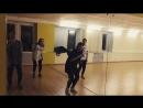 Хореографическая импровизация / Хип-хоп / Марьина роща /