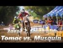 Southwick 2018 Eli Tomac vs Marvin Musquin