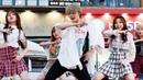 180719 공원소녀 GWSN 미야 MIYA 에너제틱 Energetic Wanna One 워너원 @ 대구 동성로 버스킹 4K 직캠 Fancam by Happi