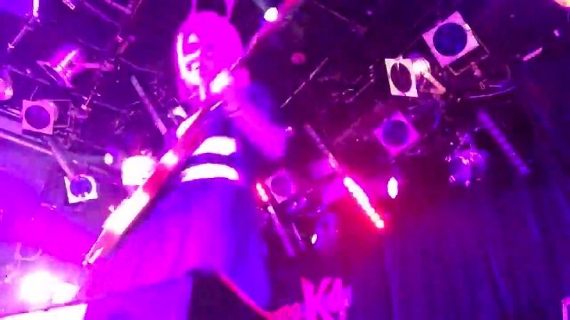 この前のライブの足元映像途中で画面が無人に 飛んだらちらり ピンクマーブル 920セッション