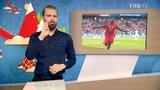 Бельгия - Панама. Обзор матча FIFA WC 2018 - Международные жесты
