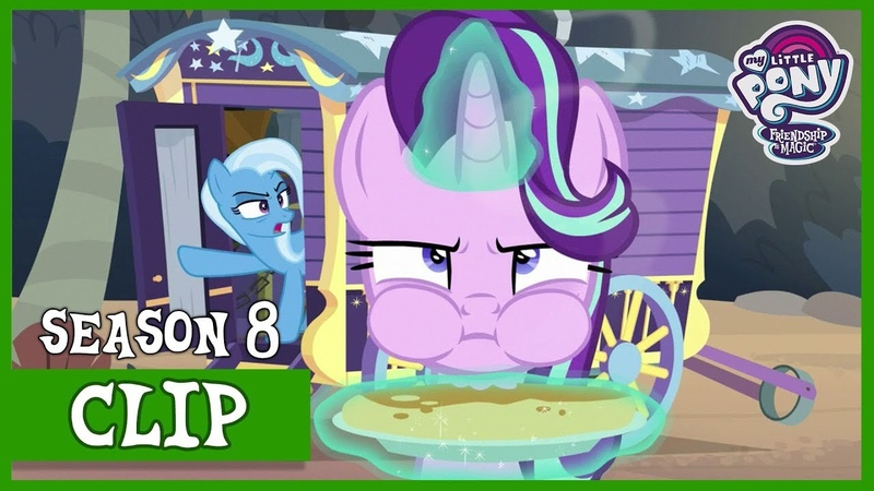 Starlight and Trixies Tension Starts to Rise (Road to Friendship) | MLP FiM [HD]