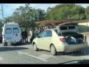 В Крыму на пешеходном переходе сбили женщину с двумя детьми