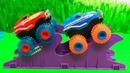 Машинки для детей Играем машинками Trix Trux Игрушки для мальчиков