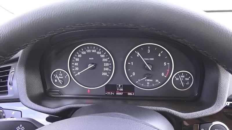 2014 БМВ X3 (F25). Обзор (интерьер, экстерьер, двигатель)