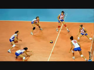 Top 20 best cut serves in volleyball history (hd)