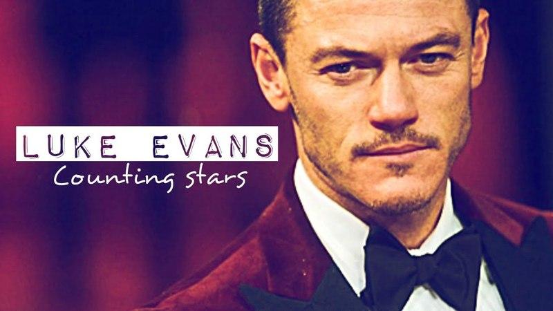 Luke Evans║Counting Stars