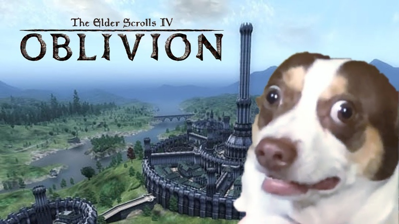 Mr. Bubz Plays Oblivion