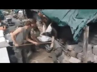 Пит-стоп на стройке