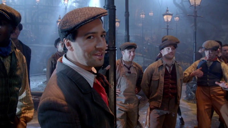 Mary Poppins Returns Behind the Scenes Movie Broll