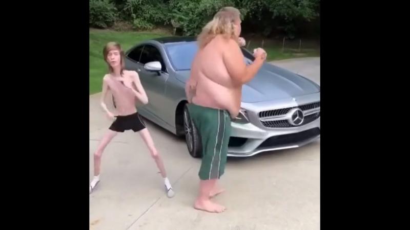 Тонкий и толстый