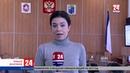 В администрации Феодосии Главе Крыма рассказывают о решении проблем города: включение М. Патриной