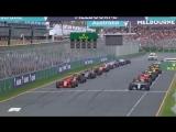 F 1 Australian race edit