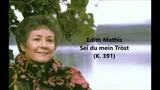 Edith Mathis Songs of Wolfgang Amadeus Mozart