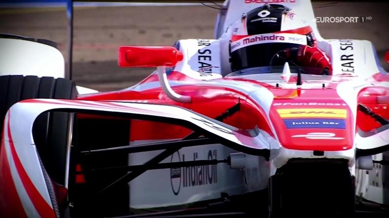 Formula E 2017-18. Этап 9 - Берлин. Обзор
