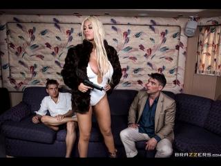Brazzers TV Rich Fucks: Part 4 Bridgette B, Toni Ribas & Xander CorvusCorvus [Anal,Blonde,Blowjob,Brunette,Bubble Butt,Gonzo]