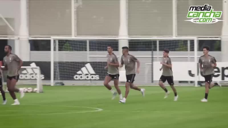 Juventus, por continuar en primer lugar de la Liga italiana