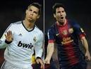 PVC Messi é extraterrestre e Cristiano Ronaldo uma máquina