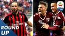 Higuain's Brace Torino's Incredible Victory Round Up 8 Serie A