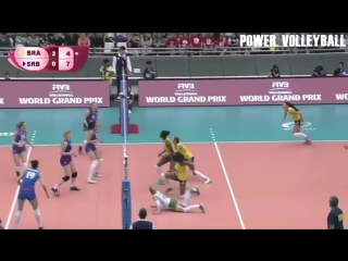 Top 20 legendary womens volleyball saves of all time (hd)