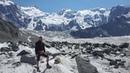 КДБА: 6 серия. На Аккемский ледник.
