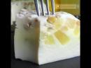 Творожный пирог с ананасом идеальный десерт для наших сладкоежек