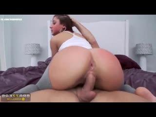 Abella Danger жёстко трахают в лосинах  ( порно. секс. анал