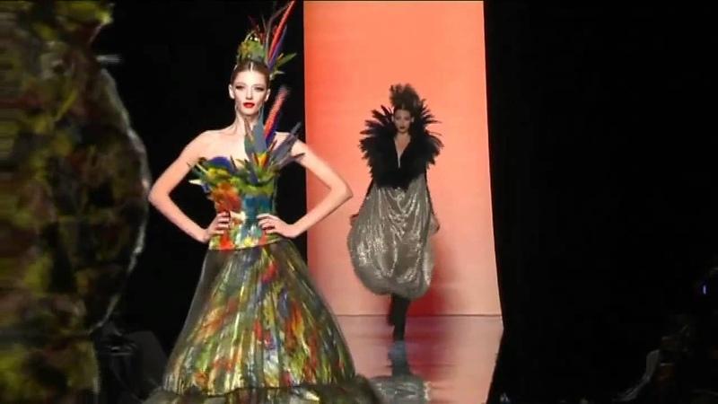 Jean-Paul Gaultier ➤ Haute Couture FallWinter 20112012