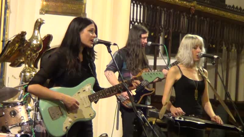Larkin Poe - Jesse (live,Wigan Parish Church)