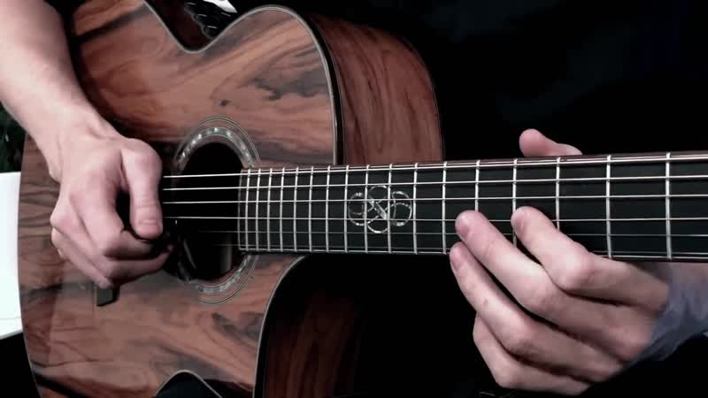 Juha Järvinen - Sweet Child 'O Mine - Acoustic Guitar Cover