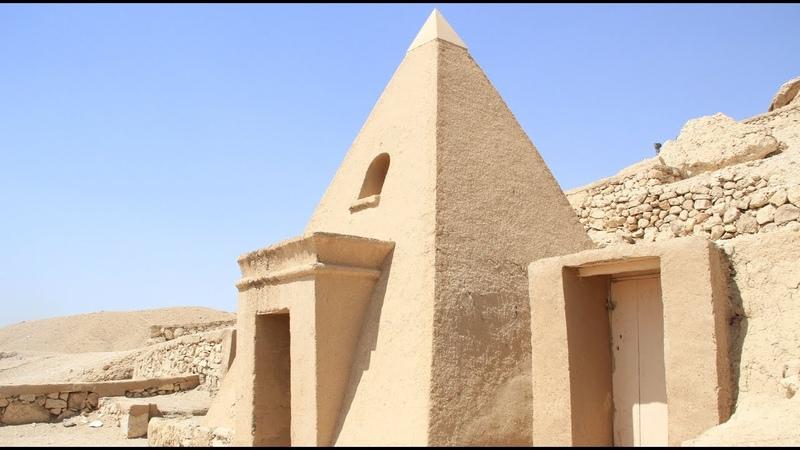 Рассвет в Луксоре, гробницы и храм Рамсеса II. Египетский дневник-2